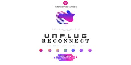 Unplug & Reconnect tickets