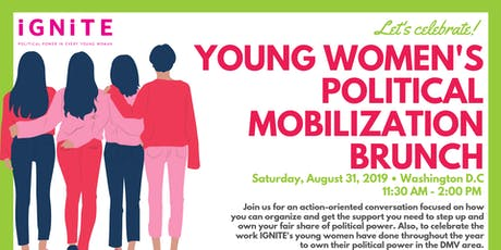 Young Women's Political Mobilization Brunch tickets