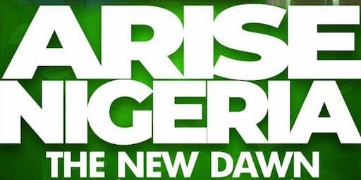 ARISE NIGERIA - NATIONAL PRAYER CONGRESS
