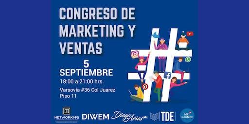 Congreso de Marketing & Ventas