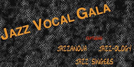 Jazz Vocal Gala tickets