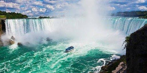 BR Campus Niagara Falls Trip