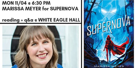 WORD + White Eagle Hall Present MARISSA MEYER tickets
