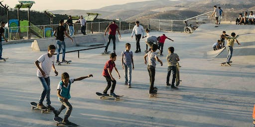 Fundraiser for Sheffield Palestine Skateboard Exchange Project