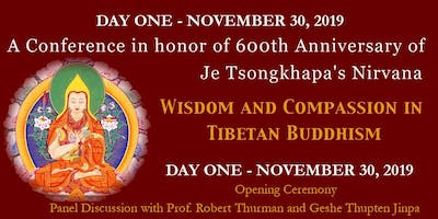 11/30/2019 - Wisdom and Compassion Conference