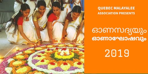 Quebec Malayalee Association - Onam Celebrations 2019