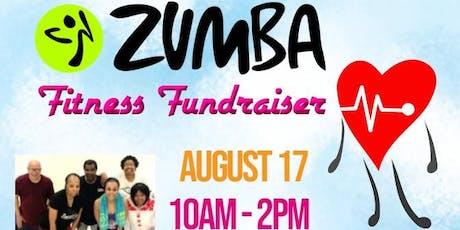 ZUMBA Fitness Fundraiser tickets