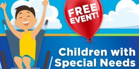 Children with Special Needs Family Resource Fair tickets