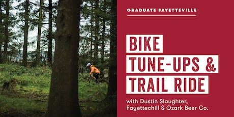 Bike Tune-Ups & Trail Ride tickets