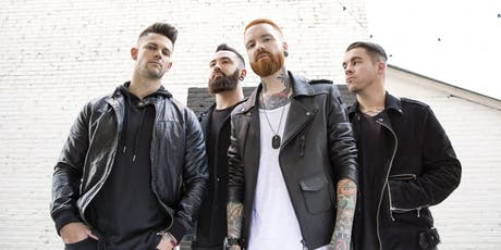 Memphis May Fire with Roman Riot and Arm the Witness tickets