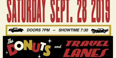 The Donuts / Travel Lanes / The Donut Holes tickets