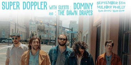 Super Doppler tickets