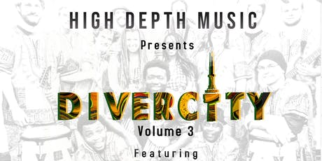DIVERCITY Volume 3 featuring Kara Kata Afrobeat Band tickets