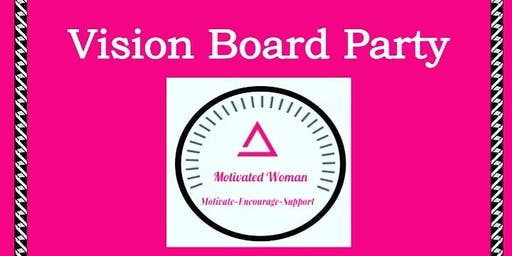 Ladies Vision Board Party