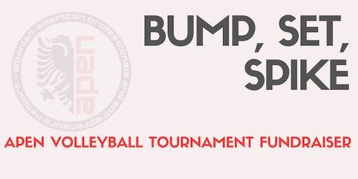 Bump, Set, Spike Volleyball Tournament Fundraiser