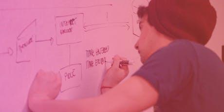 Design Sprint  im Digital Health Umfeld - einfach effizient ans Ziel! Tickets