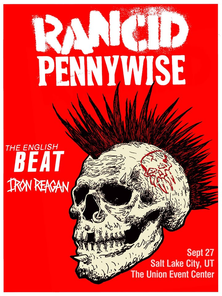 Rancid with special guests Pennywise – Tickets – The Union