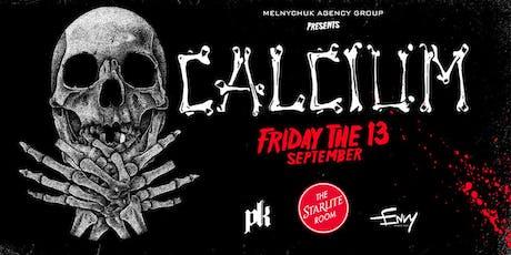 Calcium tickets