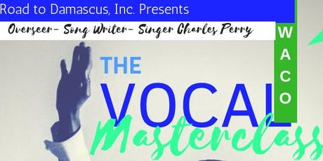 The Charles Perry Vocal Masterclass Experience tickets