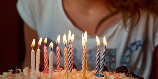Celebrate Annie Rose's Birthday at Oregon Public House!