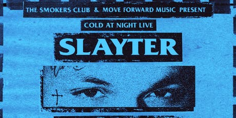 Slayter tickets
