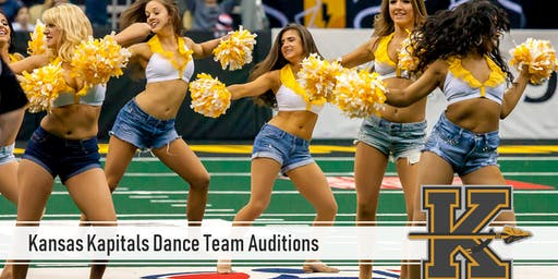 Kansas Kapitals Dance Team Auditions