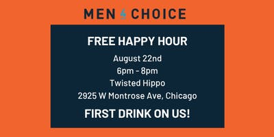 Men4Choice Free Social Happy Hour