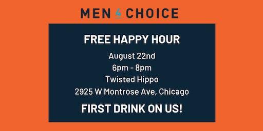 Men4Choice Free Social Happy Hour
