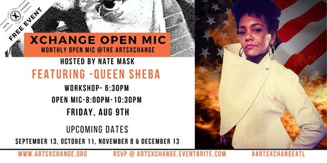 XChange Open Mic tickets