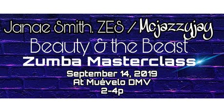 Beauty & the Beast: Zumba Masterclass tickets