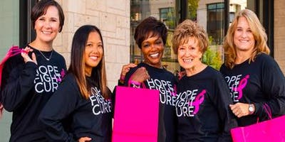 Pink Walk-Ontario Mills Community Event benefiting Susan G. Komen