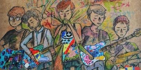 Good Kid w/ The Mooks, Knifey, Glass Cactus tickets