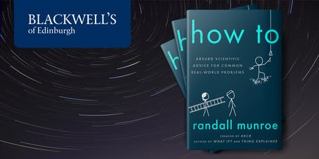 How To: An Evening with Randall Munroe tickets