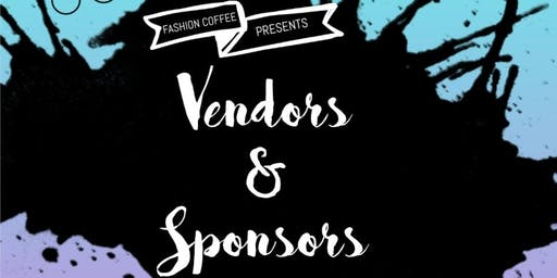 Fashion Coffee Vendor/Sponsor Packages