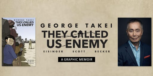 Meet George Takei at Barnes & Noble The Grove