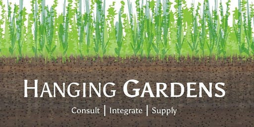 WCREW Catch a Bite (MEMBER ONLY EVENT): Green Infrastructure 4.0 – Urban Stormwater Management in the 21st Century hosted by Hanging Gardens