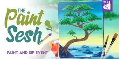 Paint Night in Downtown Riverside, CA - Bonsai Bay