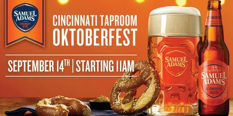 Sam Adams Cincinnati Oktoberfest Celebration tickets