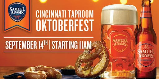 Sam Adams Cincinnati Oktoberfest Celebration