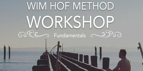 Wim Hof Method Fundamentals (24th Aug '19) tickets