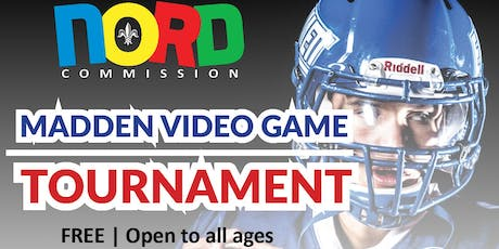 Madden '20 Video Game Tournament tickets