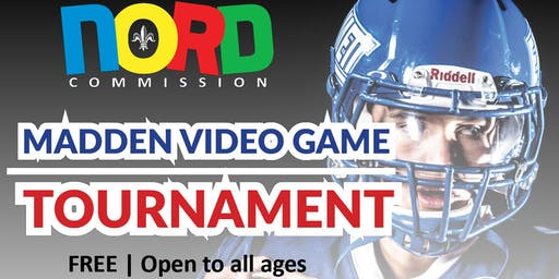 Madden '20 Video Game Tournament