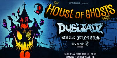We The Plug Presents: The House of Ghosts Tour Ft. DUBLOADZ at Simons 10.19