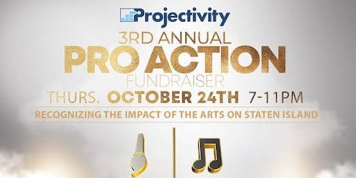 Projectivity PRO Action Fundraiser