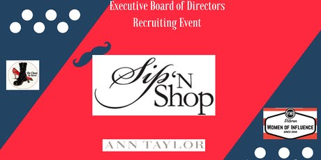 On-site Recruiting: Sip & Shop for Veterans tickets