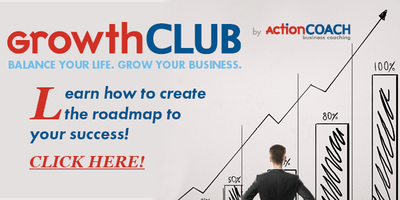 GrowthCLUB - Creating your 90 Day Plan for Q4 2019