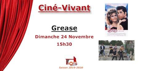 Ciné-Vivant /  Grease (VF) tickets