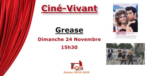 Ciné-Vivant /  Grease (VF)