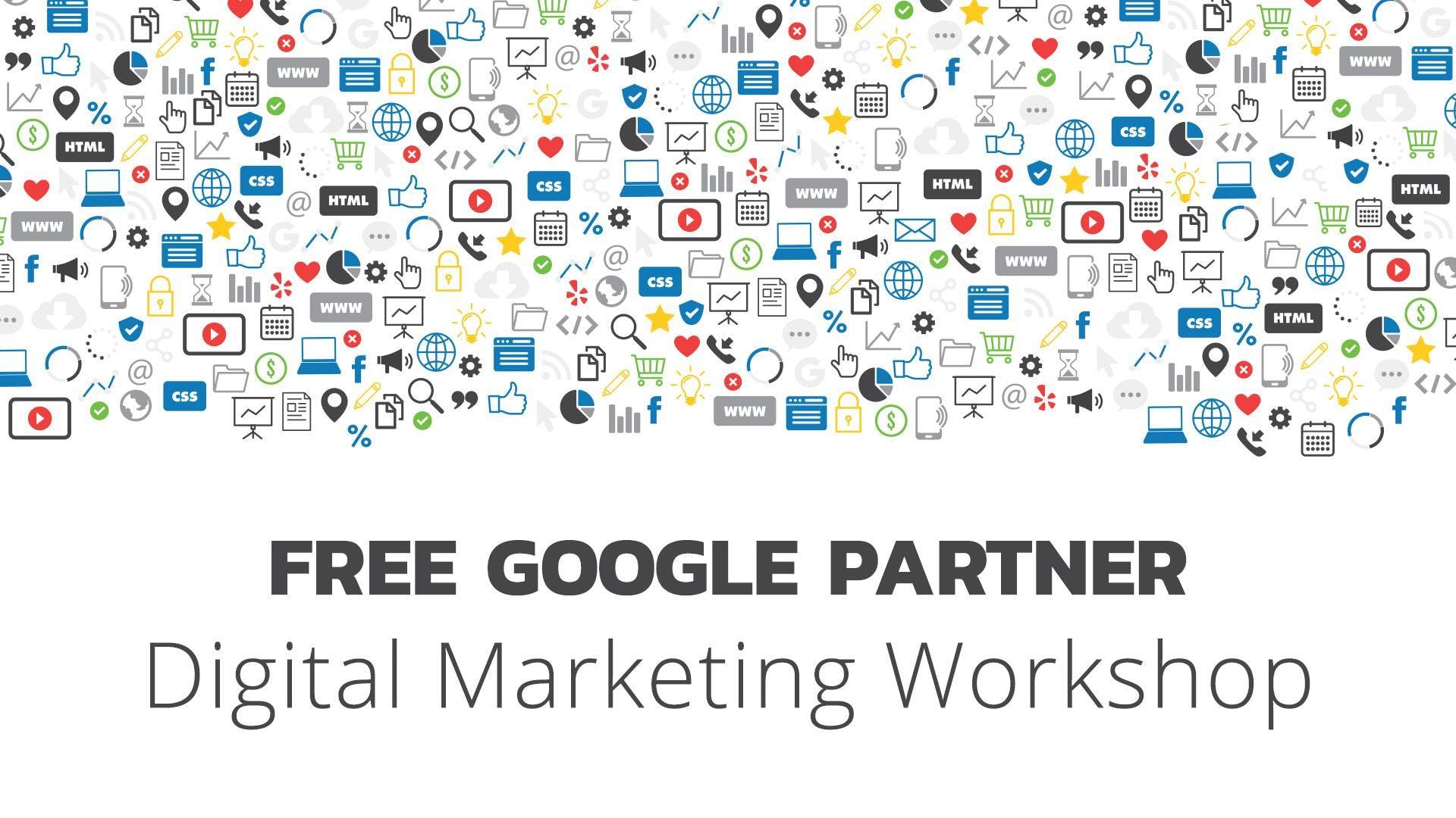 Free Digital Marketing Workshop