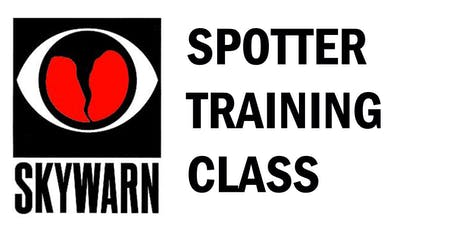 NWS Skywarn Weather Spotter Class (Basic) Free tickets